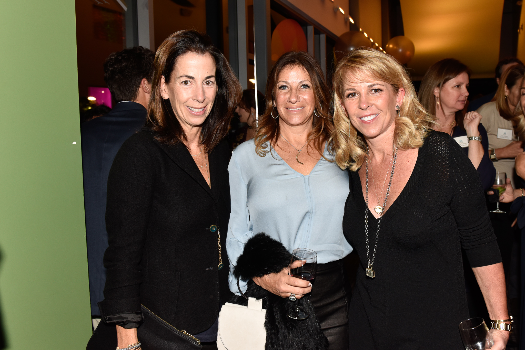 Claire O'Hare, Gina Dunn, Liz Ann Sonders