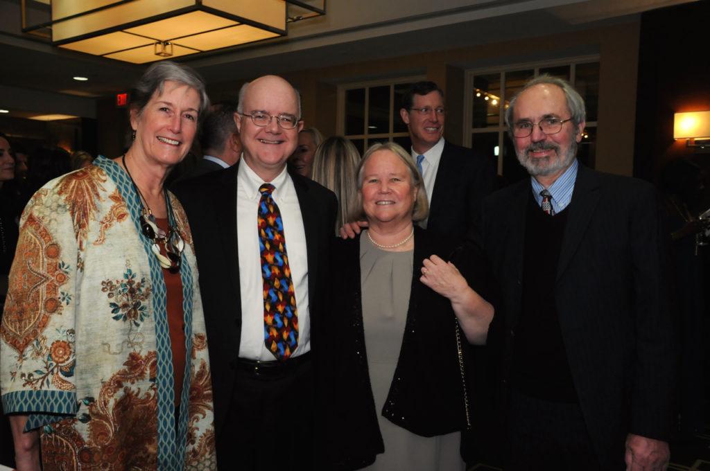 Kath Burgweger, Allan Jackson, Lori Jackson, Kip Burgweger