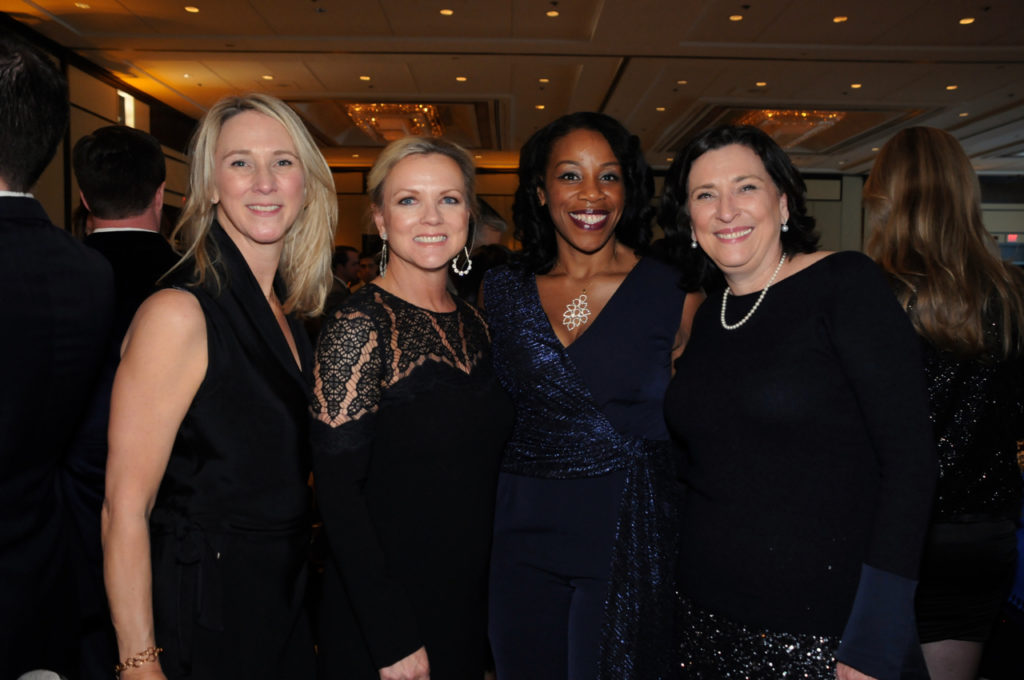 Kelly Wheeler, Kristina Gregory, Rebecca Wilson, Deborah Hertz