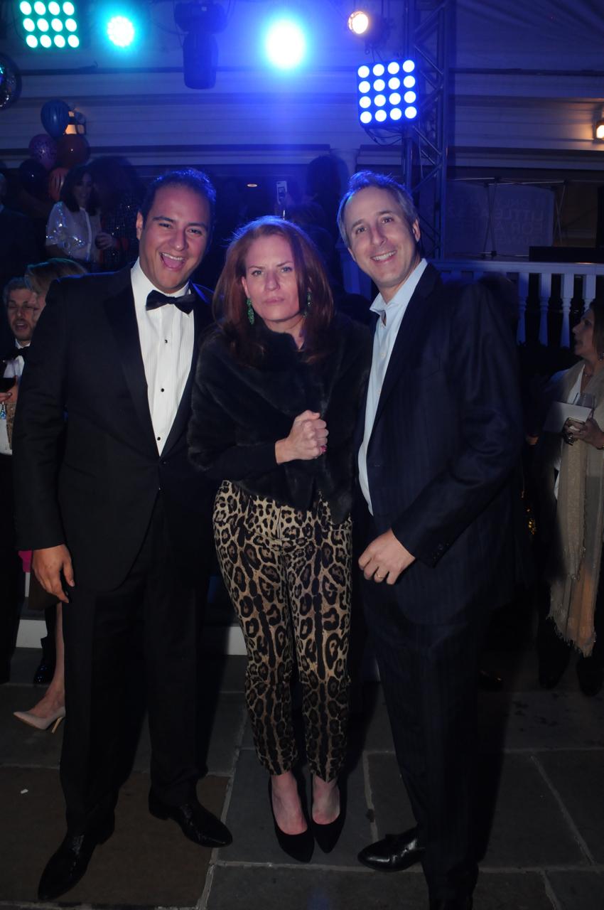 Chris Cacanillas, Jessica Mindich, Mark Mindich