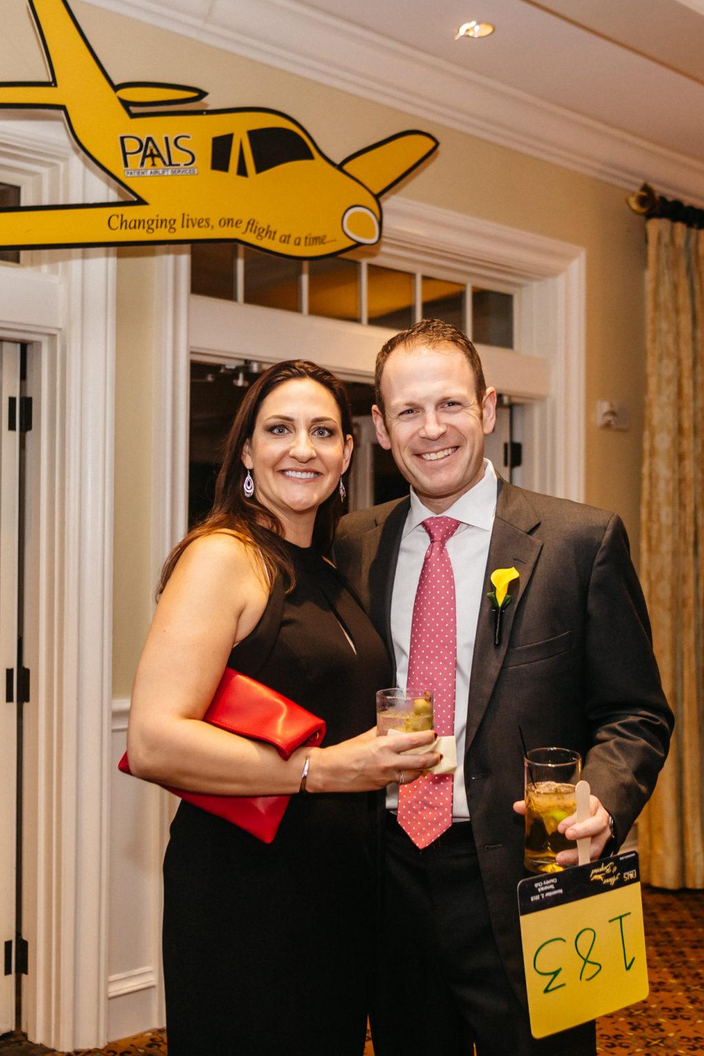 Jessica Pamer and Matt Jessel