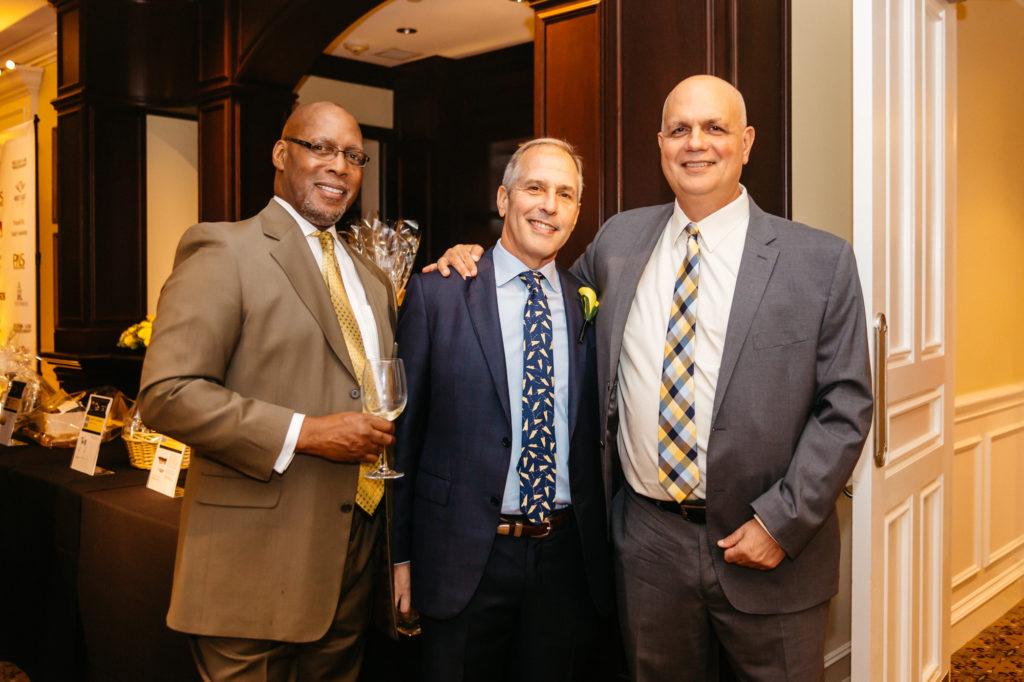 Ralph Izzard, Jow Howley and Mark Markowitz