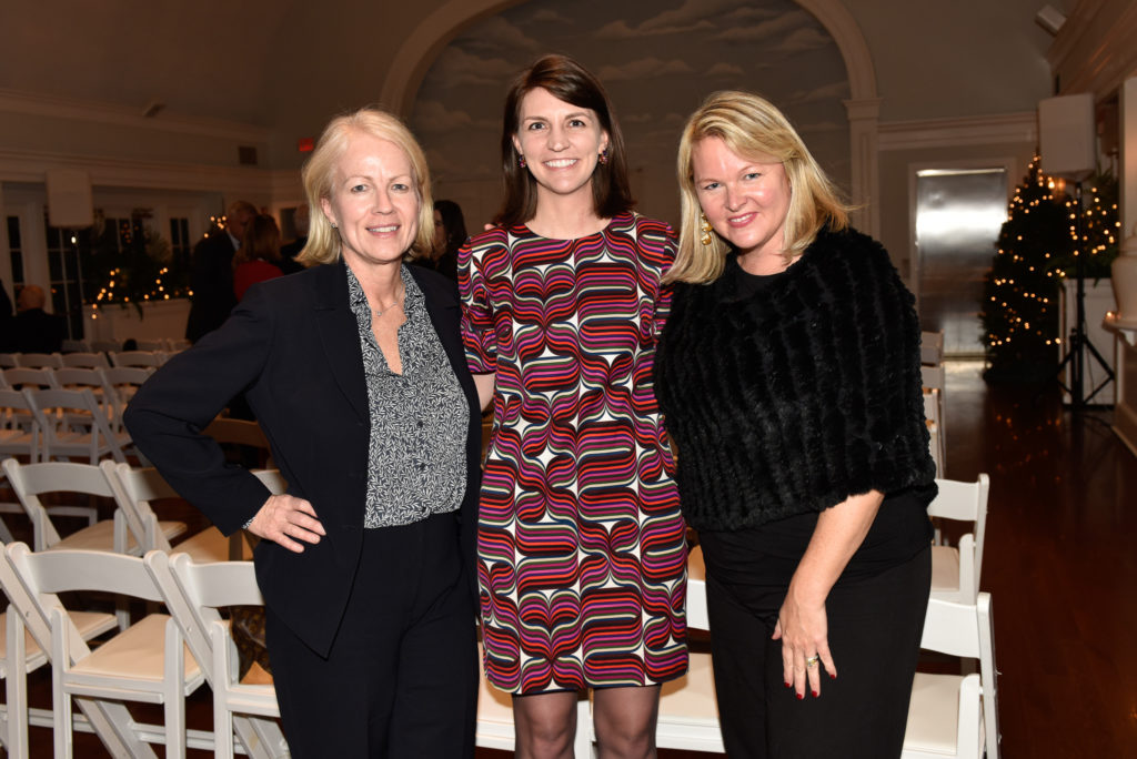 Meredith Bach, Laura Doyle, Trish