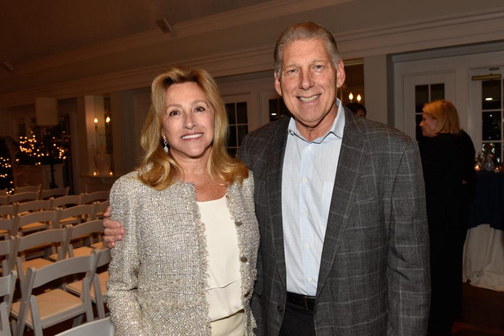 Judith and Stephen Wertheimer