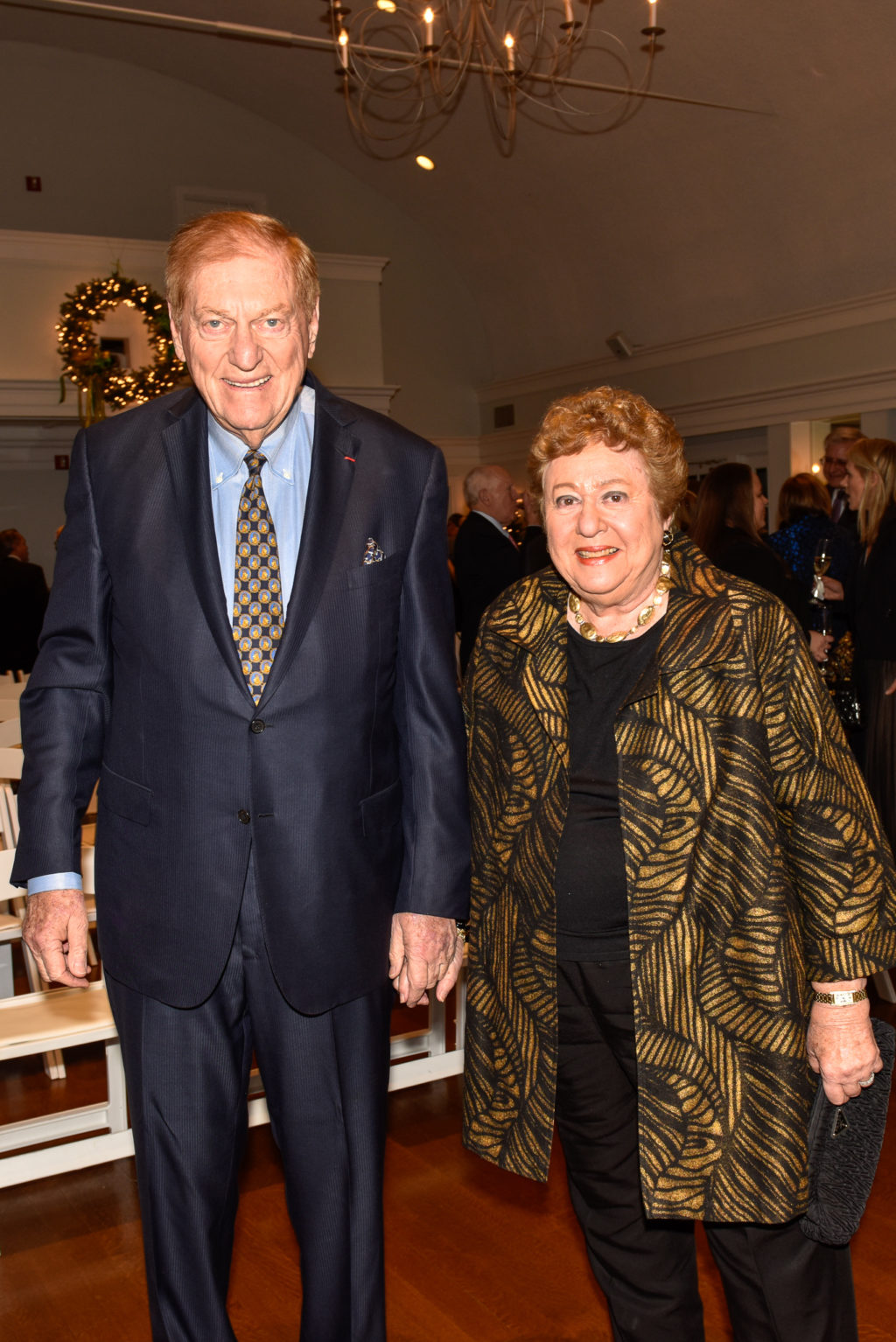 Bill and Fran Deutsch