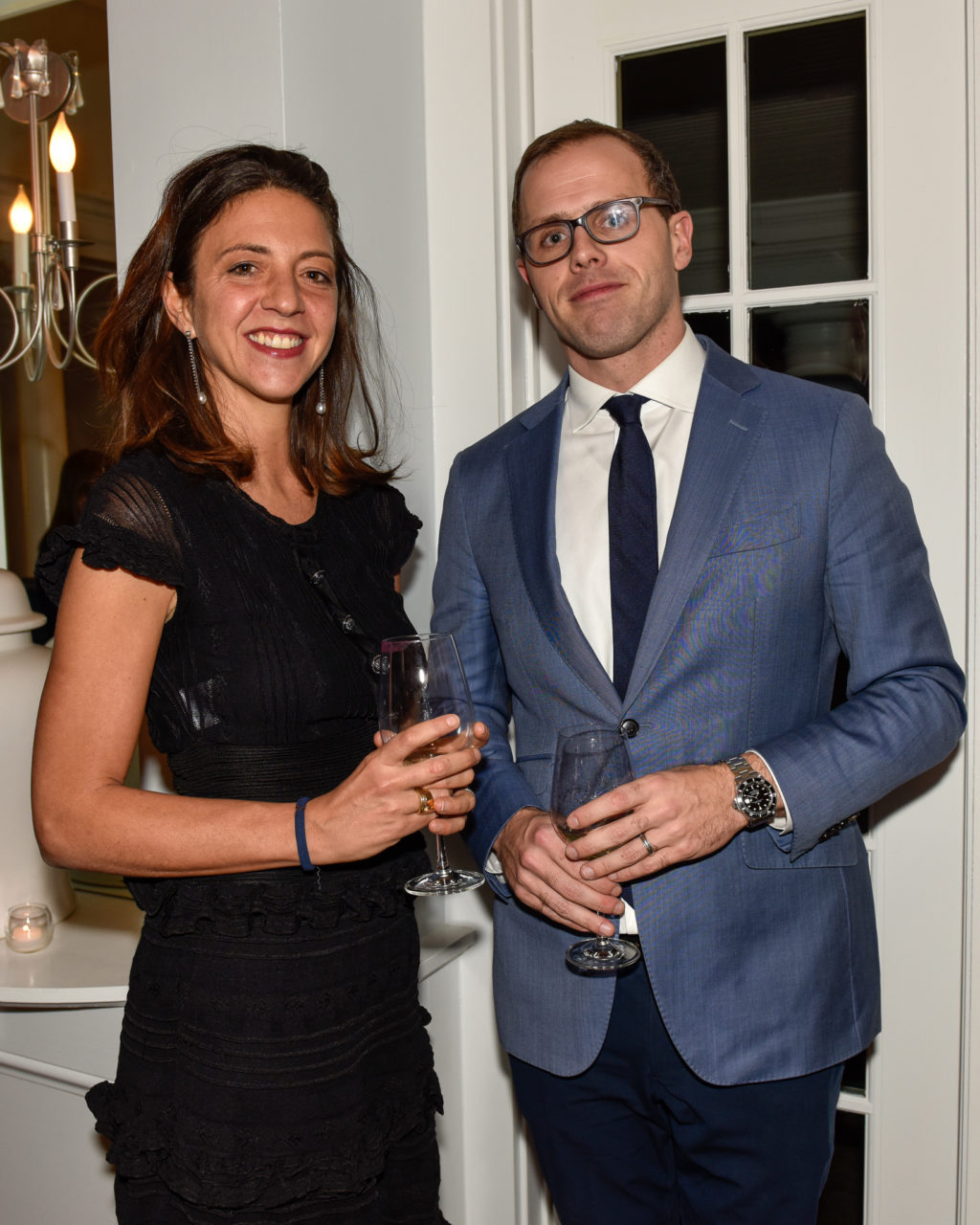 Vera Alemani, Evan Beard
