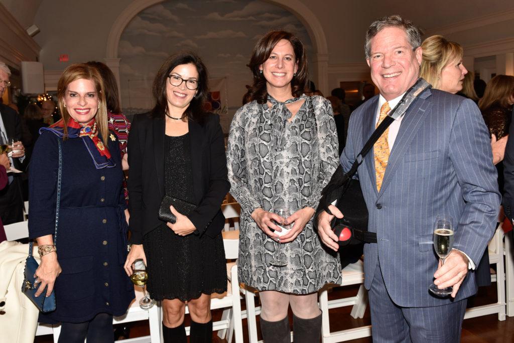 Leora Levy, Mary Melvin, Stacy Epstein, Steve Levy