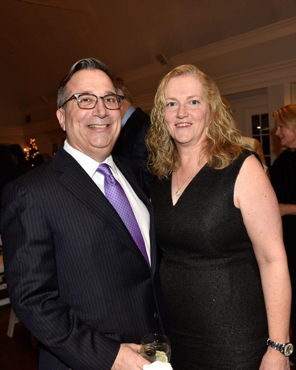 Michael and Jennifer Freitag