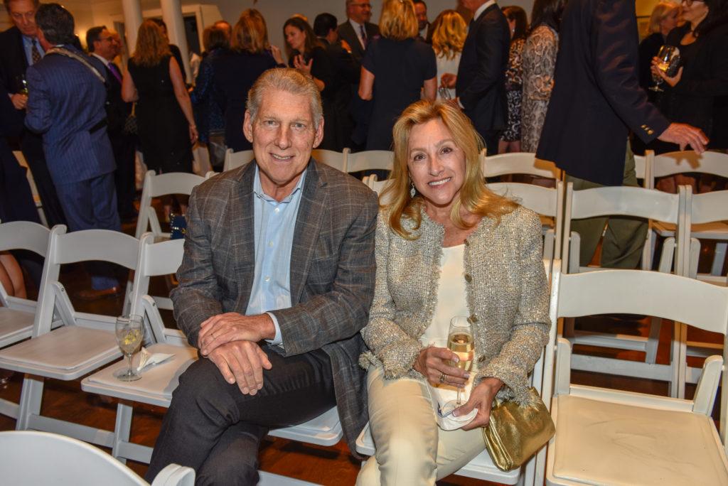 Stephen and Judith Wertheimer
