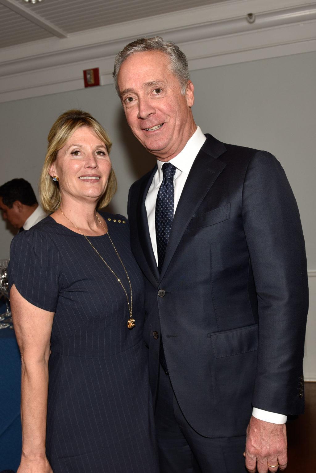 Carolyn and Stephen Westerberg
