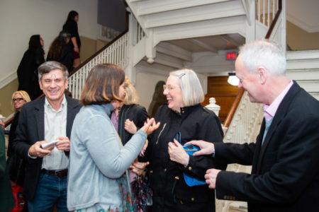 Gail Covney, Laura Cunningham, Stephen Cunningham