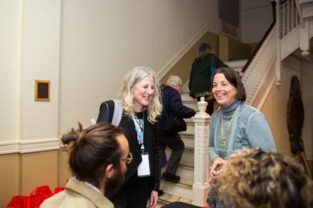 Geraldine Tripelli, Gail Covney