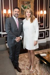 Michael and Tanya Grunberg