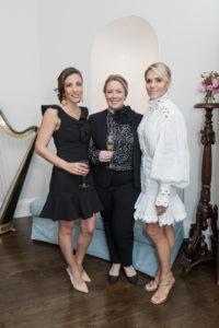 Amanda Wilson, Olivia Langston, Erin Glazebrook