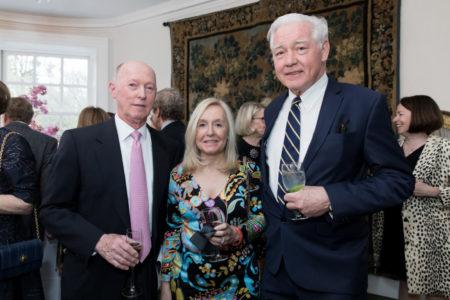 Bill Fitzgerald, Vicki Fitzgerald, Peter Sutton