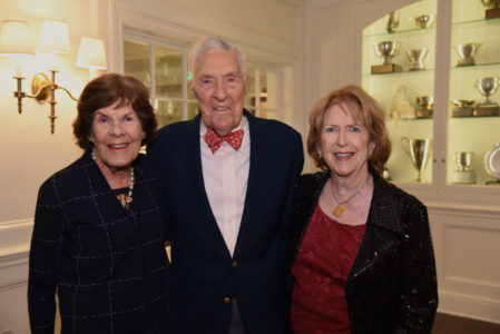 Barbara King, Bill King, Donna Moffly