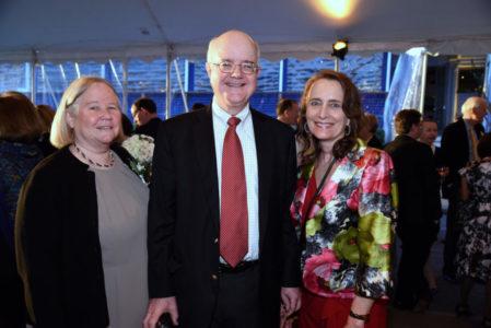Lori Jackson, Allan Jackson, Cheryl Dunson