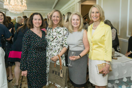 Dawn Fiss, Diana Sampanero, Linda Profusek, Cathy Sutton