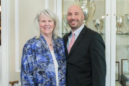 Linda Puglisi, Dr. Jeff Pugilisi