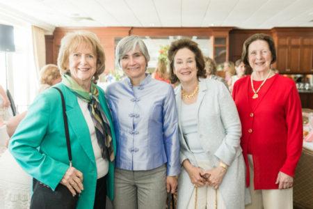 Donna Moffly, Elena Moffly, Suzy Jarvis, Mary Ellen LeBien