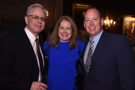 Mark Fibi , Regina Young and Bob Colligon