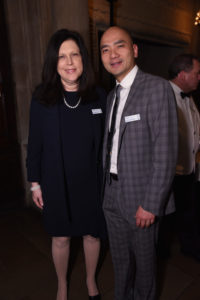 Margaret Cianci & Chau Khuong