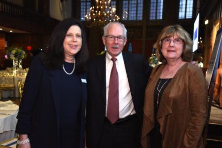 Margaret Cianci, Bob Levis & Susan Levis