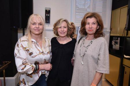 Beta Jablonska , Cheryl Jordon, Francine Gardner