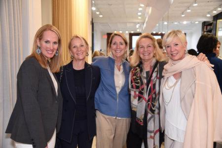 Susan Saper, Dee Hickey,  Kathy Markby , Nina King,  Ann Lockyer