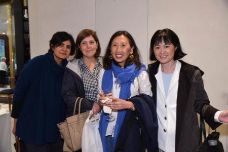 Shonu Pande, Sue Khana, Debbie  Zajkowski,   Cynthia Chang Scanlin