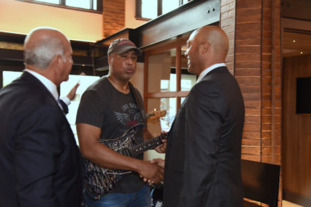 Bernie Williams, Mariano Rivera
