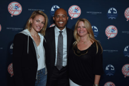 Joy Gregory. Mariano Rivera, Marti Marache