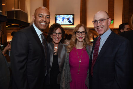 Mariano Rivera, Donna Varbaro, Allison Spencer, Dr. Jeff Spencer