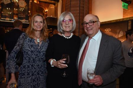 Michelle Wolfram, Arlene Comora, Mark Comora