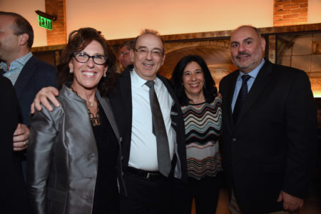 Donna Varbaro, Ezra Dabbah, Paulette Dabbah, Victor Chouchani