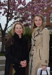 Karen Daugherty, Yulia Omelich