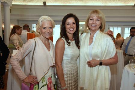 Sabrina Forsythe, Giovanna Miller, Mary Young
