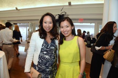 Katie Fong Biglin, Joselynn Chua