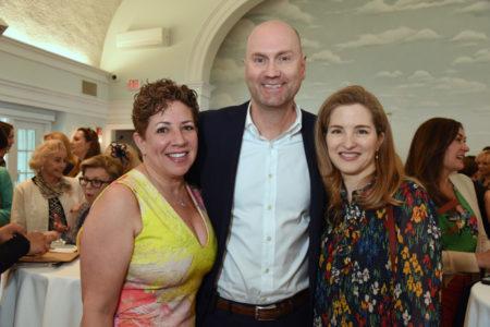 Sue Bobson, Scott Mitchell, Dr. Lynne Haven