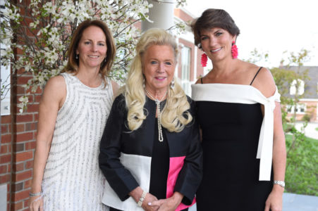 Beth Daigle, Pamela Juan Hayes, Heather Wise