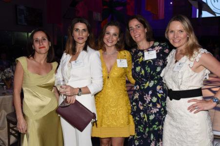 Natalia Robredo, Lola Figueras de Iraola. Sandra Caruso, Yolanda Willmore.    Kelly McKeown