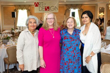 Pat Hamilton, Jennifer Freitag, Susan Mahoney and Shonu Pande