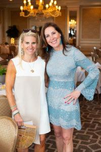 Erin Gaudreau and Melissa Rwambuya