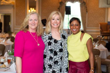 Jennifer Freitag, Nicole Reynolds and Tanya Smith