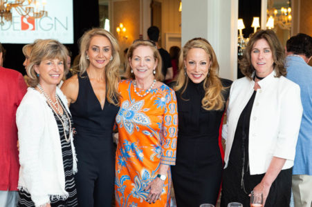 Heidi Smith, Felicity Kostakis, Patricia Chadwick, Kamie Lightburn and Ellen Mosher