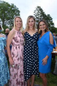 Jennifer Seidel, Victoria Triplett, Susan Yonce