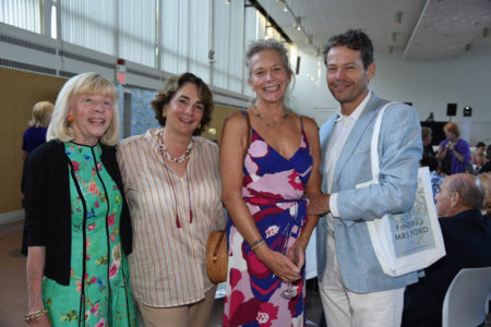Maryanne Henry, Iliana Moore, Susan Blech, Antoine Blech