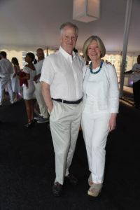 Mike Harris, Sally Harris