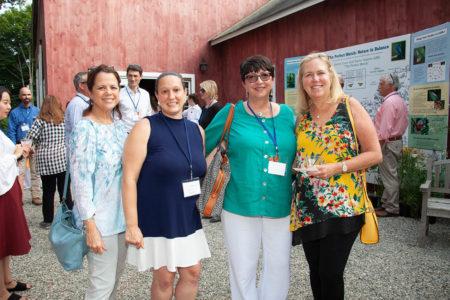 Lynn Barber, Jessica Scott, Tina Murgalo, Sue Goetz