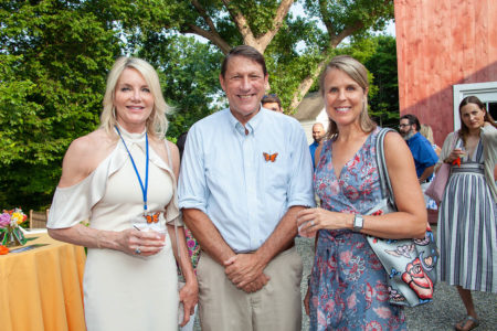 Lisa Hingst, Andy Chapin, Mary Himes